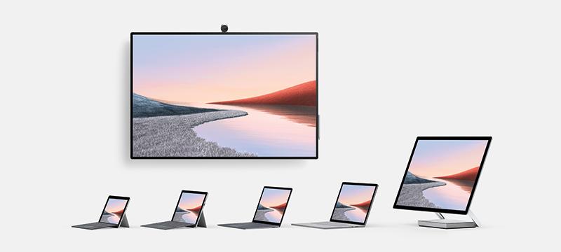 Microsoft Surface Garanti